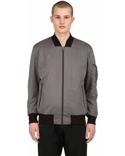 Prążkowana kurtka z nylonu Adidas X Paul Pogba