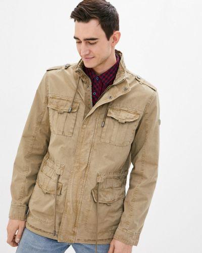 Облегченная бежевая куртка Vizani