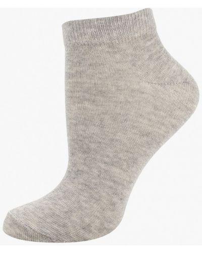Серые укороченные носки Infinity Lingerie