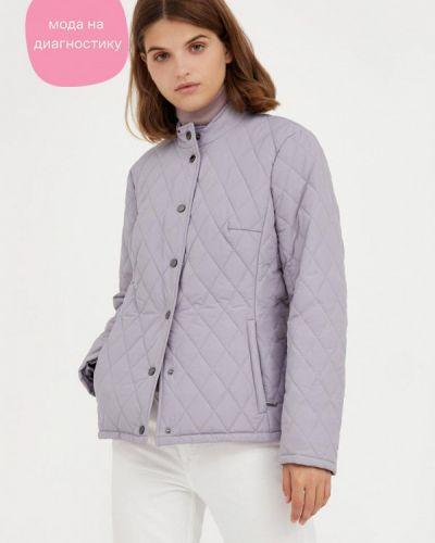 Свободная утепленная серая куртка Finn Flare