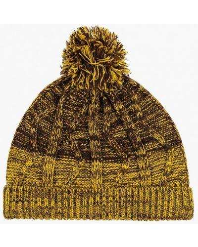 Желтая шапка Sela