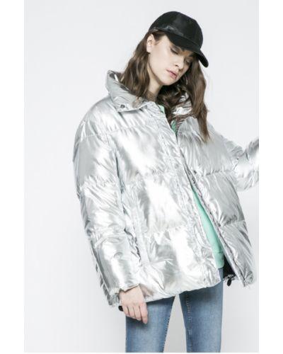 Стеганая куртка утепленная свободная Missguided