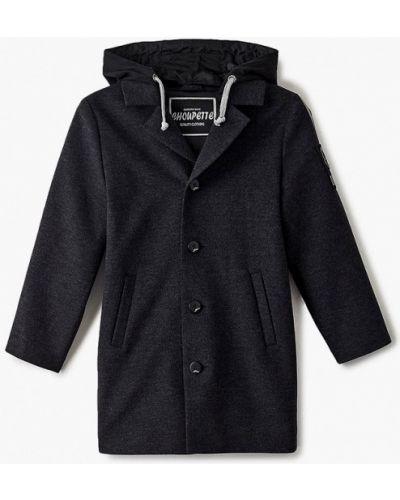 Серое пальто Choupette