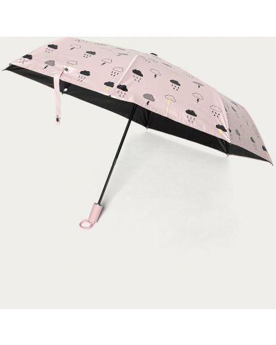 Różowy parasol Answear Lab