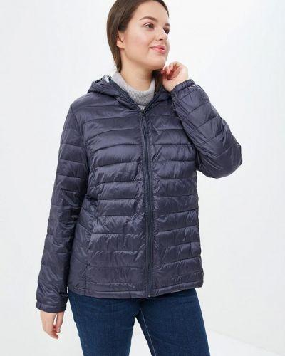 Утепленная куртка - серая Rosa Thea