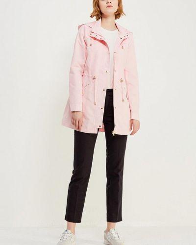 Розовая парка Vero Moda