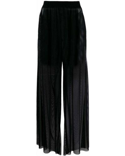 Брюки с завышенной талией свободные брюки-хулиганы Norma Kamali