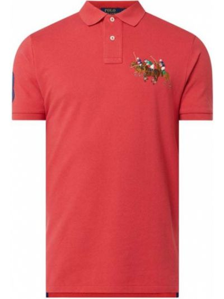 Bawełna bawełna t-shirt Polo Ralph Lauren