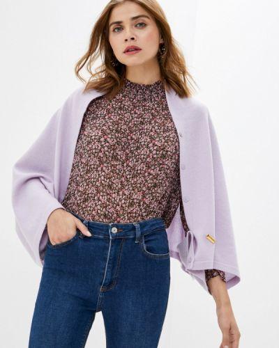 Фиолетовый кардиган Trussardi Collection