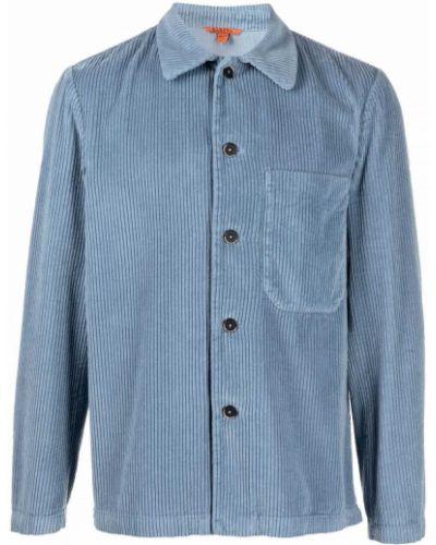 Niebieska koszula bawełniana Barena