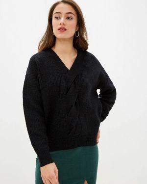 Черный пуловер Care Of You