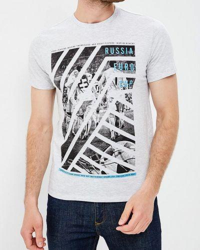 Серая футболка Sela