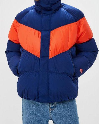 Зимняя куртка осенняя укороченная Nike