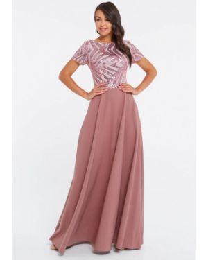 Вечернее платье - розовое Eva