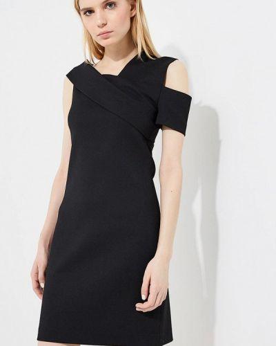 Черное платье Helmut Lang