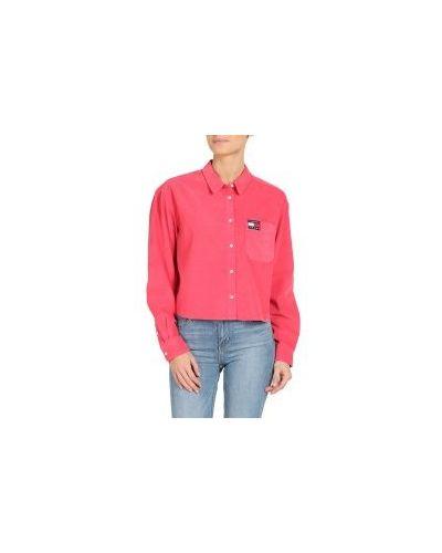 Джинсовая рубашка Tommy Jeans