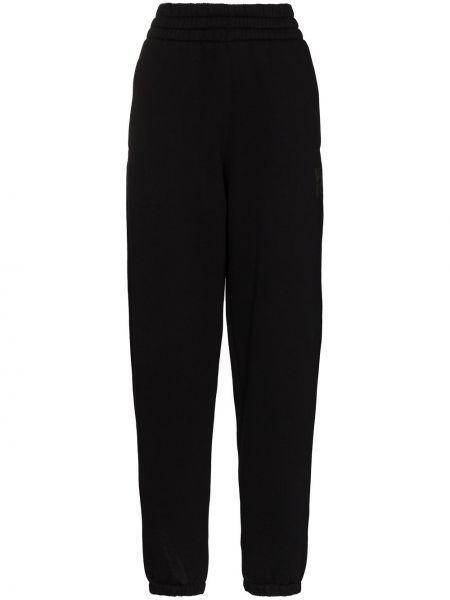 Спортивные брюки черные махровый Alexander Wang