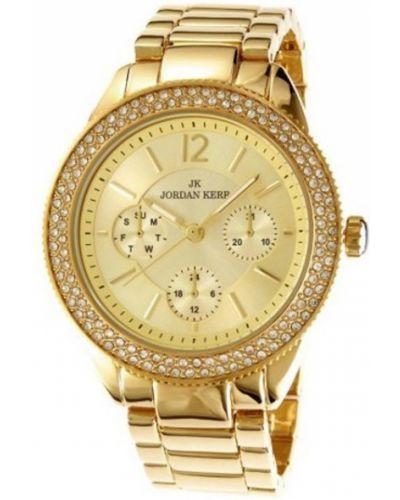 Złoty zegarek Jordan Kerr
