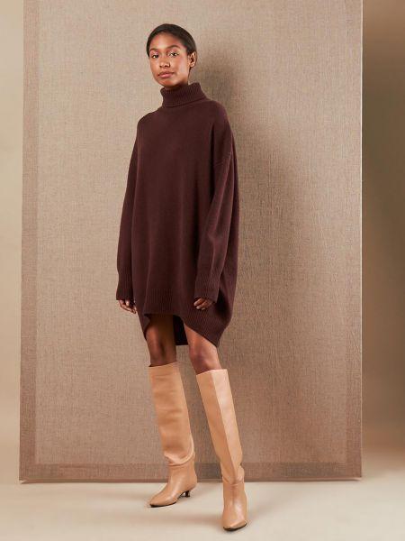 Платье платье-свитер кашемировое 12storeez