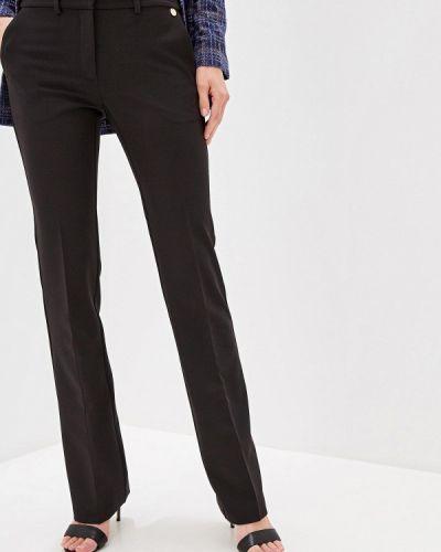 Классические брюки черные Blugirl Folies