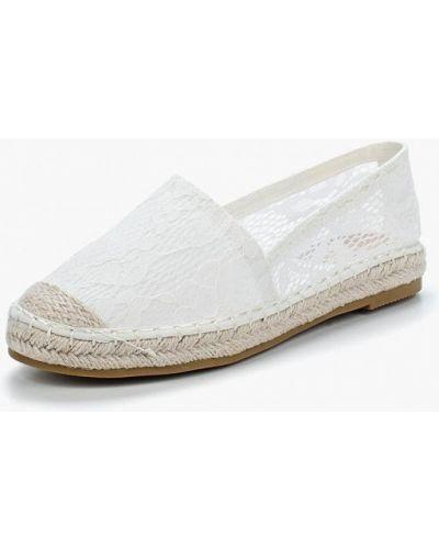 Белые эспадрильи Sweet Shoes