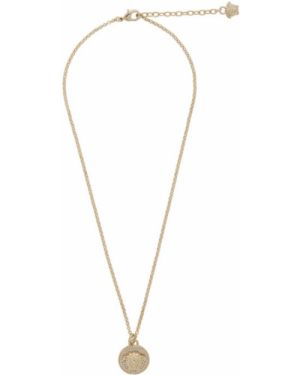 Ожерелье из серебра хрустальный Versace