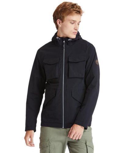 Куртка с капюшоном - черная Timberland