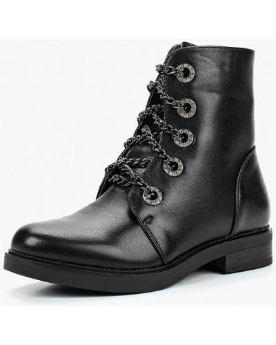 Ботинки на каблуке осенние Sweet Shoes