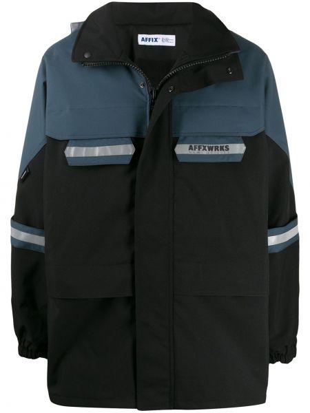 Черная куртка Affix