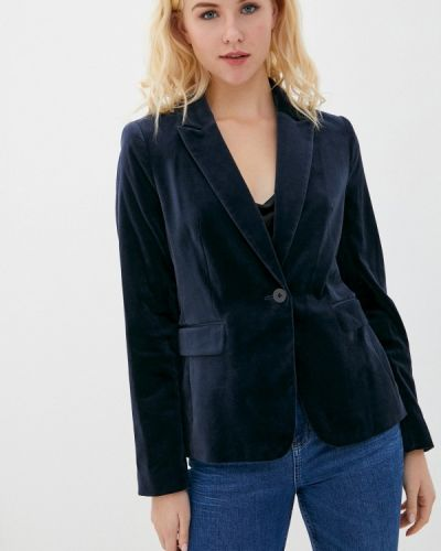 Синий пиджак Marks & Spencer