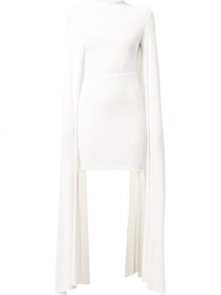 Платье макси длинное - белое Solace London