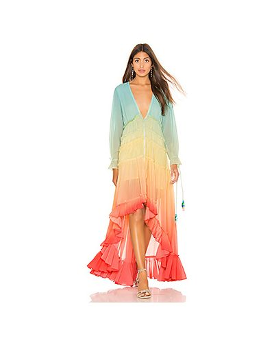 Платье на пуговицах платье-майка Rococo Sand