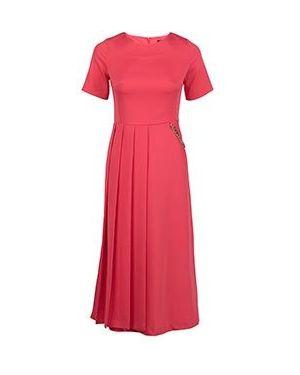 Коктейльное платье розовое Via Torriani 88