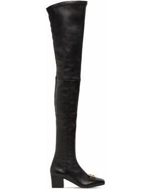 Ботинки на каблуке сапоги-чулки без каблука Balmain