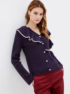 Кардиган - фиолетовый Rodier