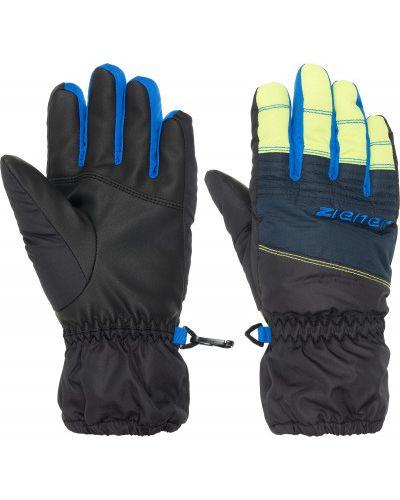 Черные перчатки Ziener