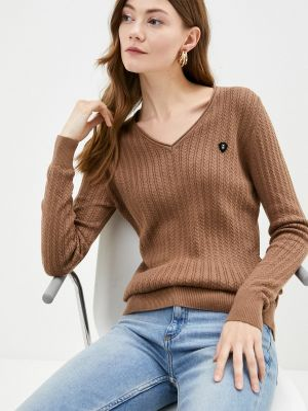 Пуловер - коричневый Auden Cavill