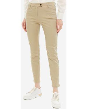 Укороченные брюки бежевый Marc O`polo