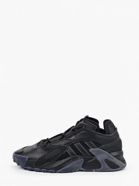 Черные высокие кроссовки Adidas Originals