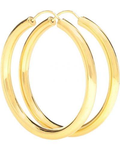 Золотые серьги серьги-кольца серьги-гвоздики Theodora Warre