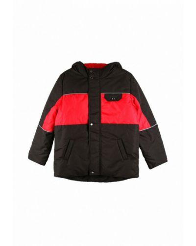 Куртка теплая красная Kat