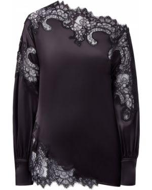 Блузка кружевная шелковая Ermanno Scervino