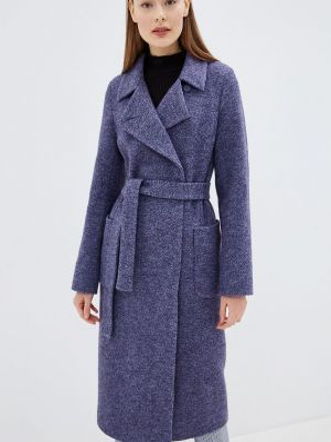 Пальто - фиолетовое Ovelli