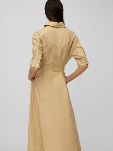 Бежевое платье Marc O'polo