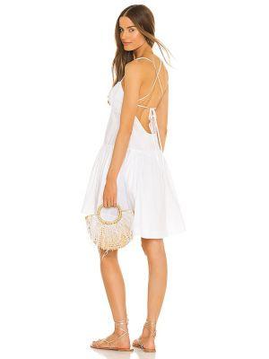Шелковое платье - белое Lpa