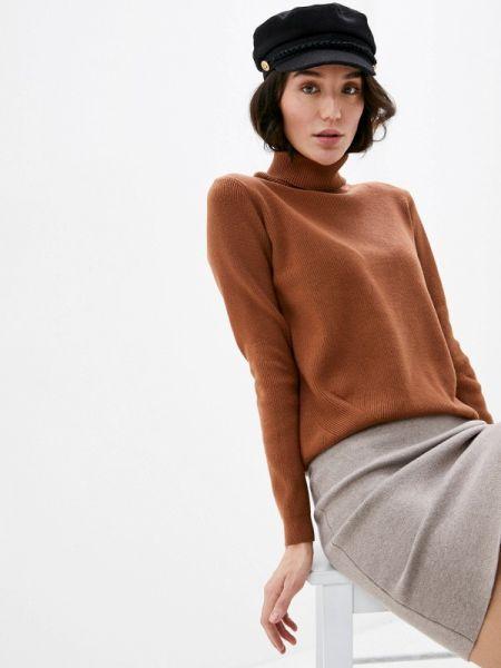 Коричневый свитер Lorani