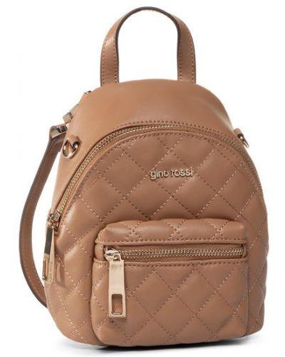 Brązowy plecak Gino Rossi