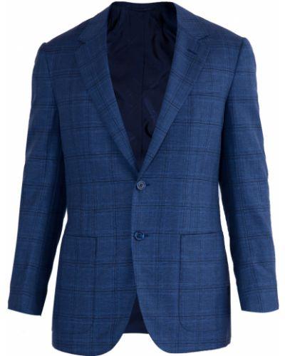 Пиджак с карманами шерстяной Stefano Ricci