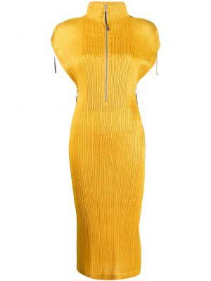 Платье мини миди винтажная Issey Miyake Pre-owned
