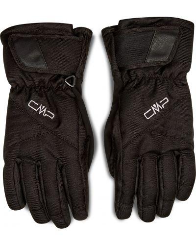 Rękawiczki narciarskie - czarne Cmp